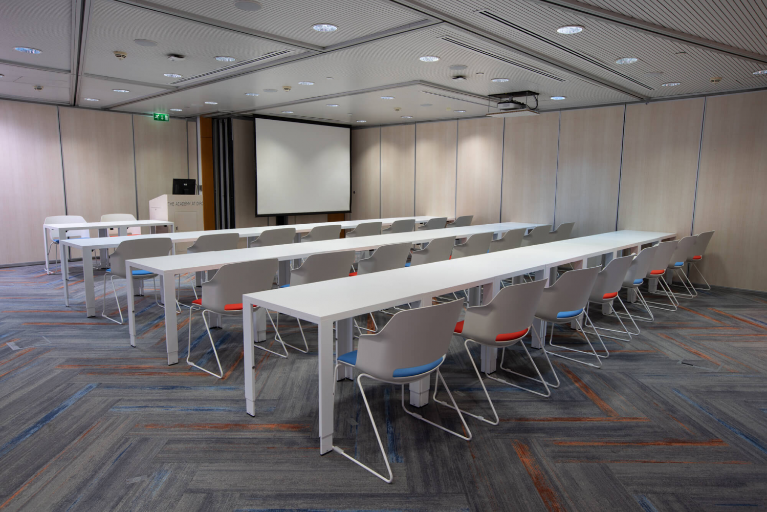 DIFC Academy Lecture Room