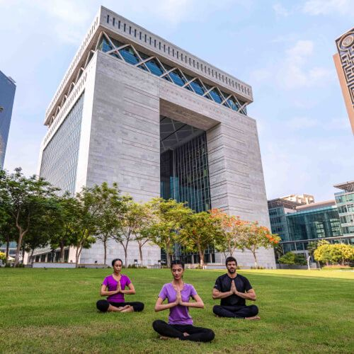 Event Spaces in DIFC
