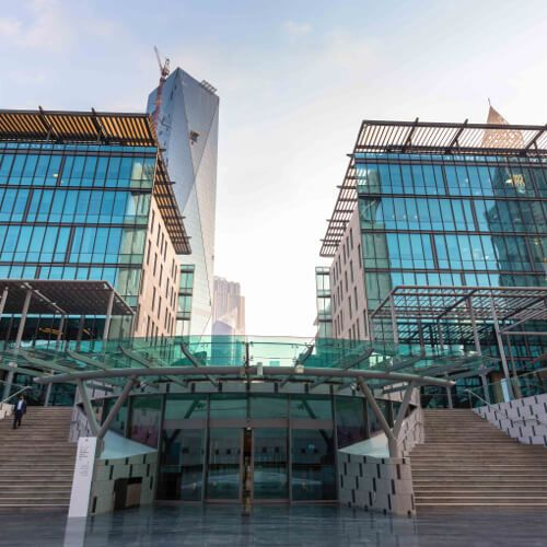 Commercial Office Spaces in DIFC