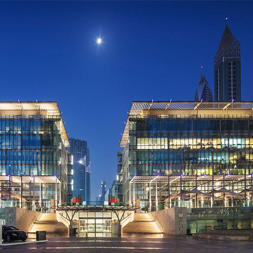 Business Centres and Serviced Offices in DIFC