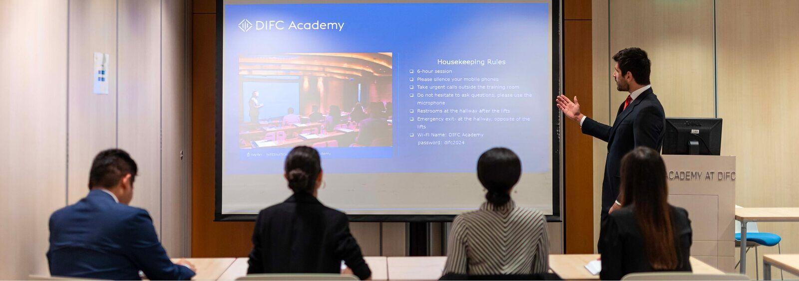 DIFC Academy Venues