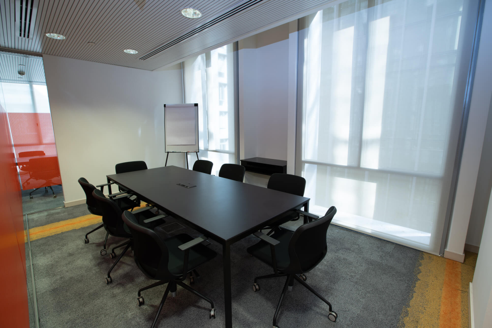 DIFC Academy Seminar Room