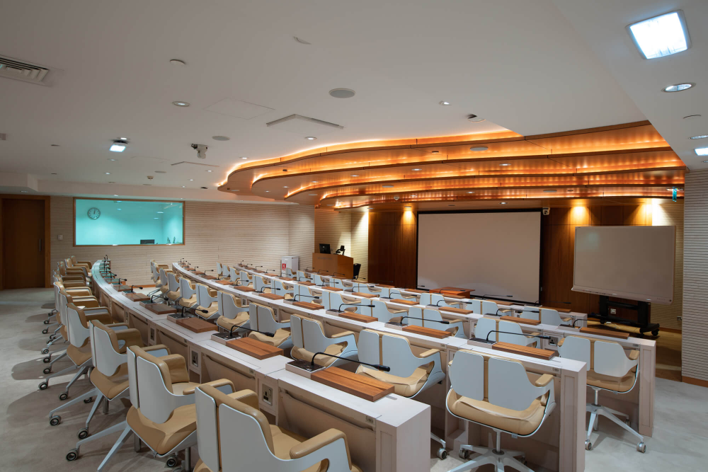 DIFC Academy Lecture Theatre