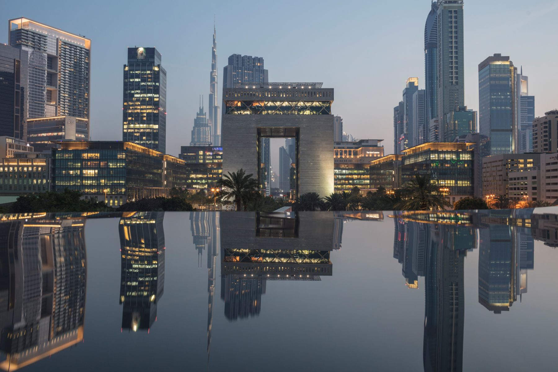 A Record Year for a Number 1 Financial Centre: Podcast Interview with DIFC Authority